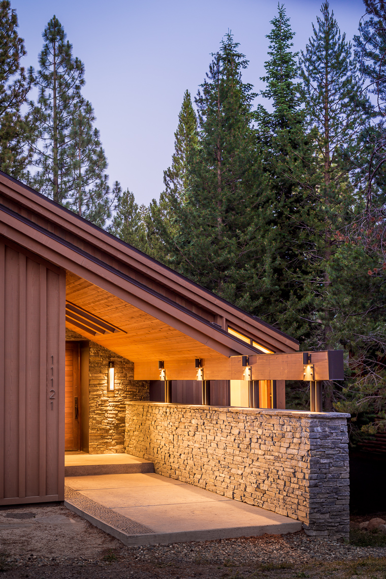 Truckee Residence - Scott Hargis Photo