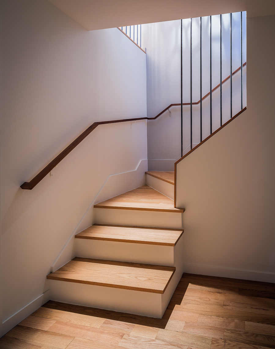 Architectural & Interiors Photographer - Stairwell Detail