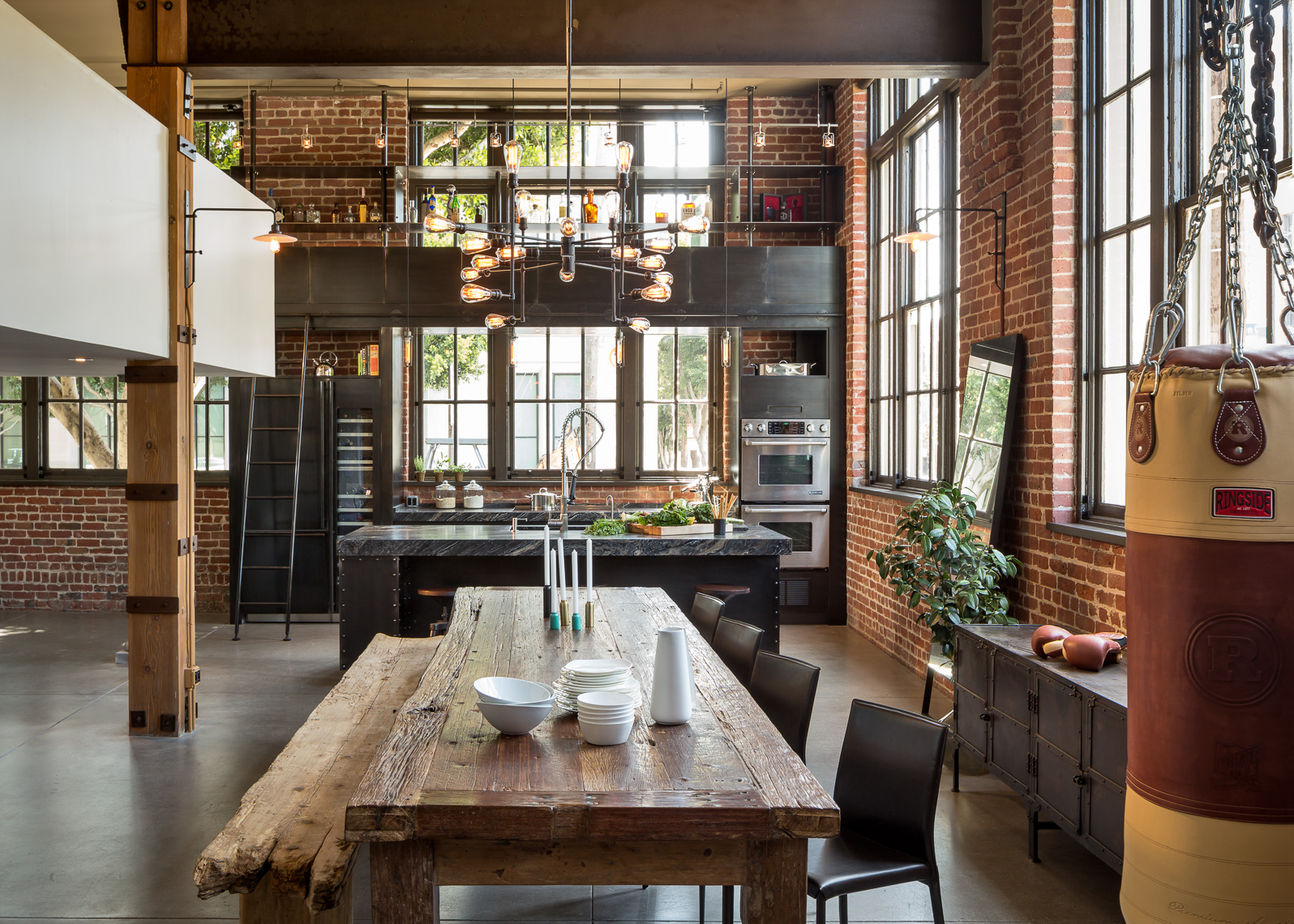 Architectural & Interiors Photographer - Clock Tower Lofts