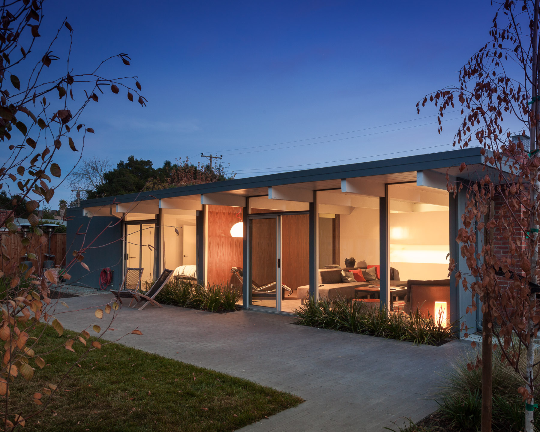 Eichler Renovation - Scott Hargis Photo