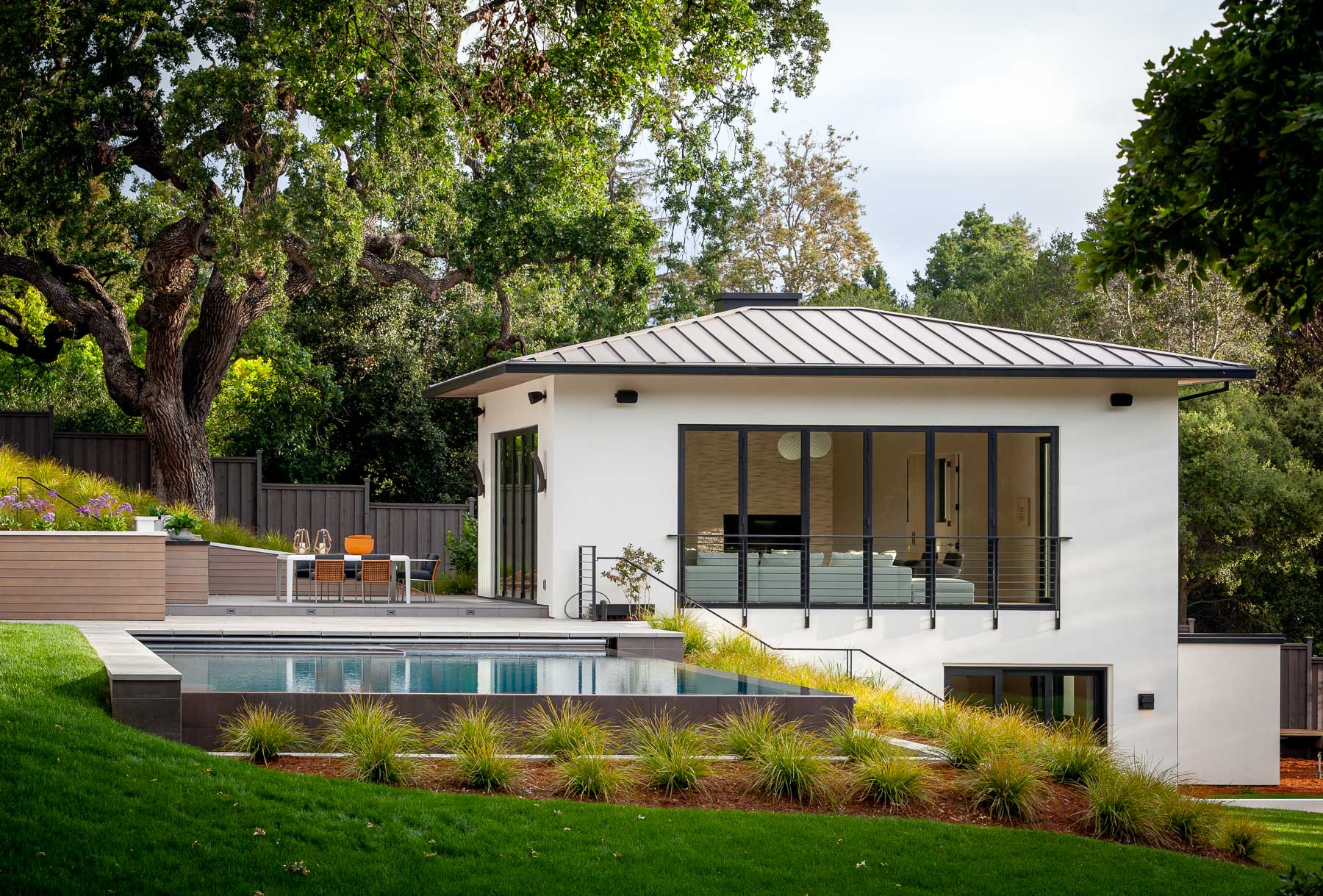 Los Altos Hills Residence - Scott Hargis Photo